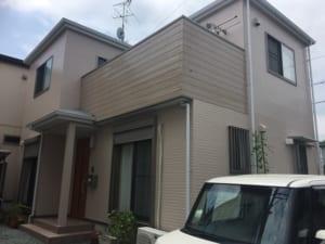 静岡市I様 外壁塗装