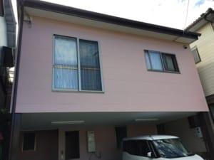 静岡市K様邸 外壁塗装